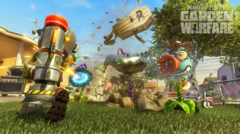 review plants vs zombies garden warfare gamer