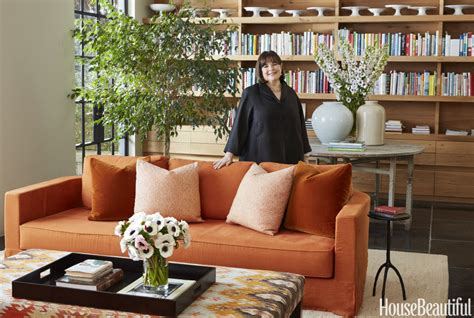 we asked ina garten for her best dinner party advice celebrity homes ina garten s apartment why she s my