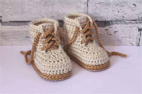 crochet boots crochet shoes pattern for baby boys combat boot
