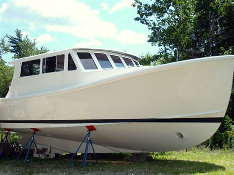 downeast sport fishing boats for sale 2009 new wesmac downeast sedan express sports fishing boat