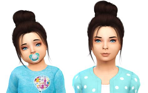 sims 4 toddler cc lana cc finds simiracle nightcrawler impulse toddlers