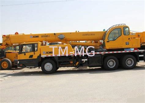 hydraulic mobile crane load sensing hydraulic mobile crane with retractable boom