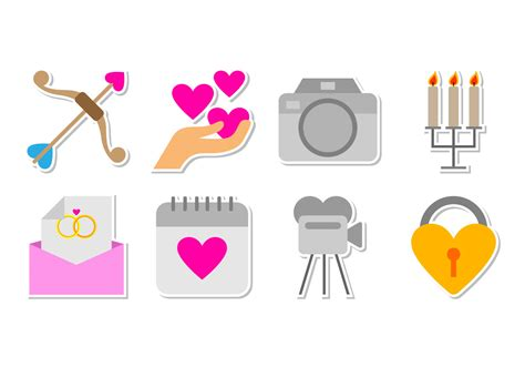 Wedding Icon by Free Wedding Icon Vector Free Vector Stock