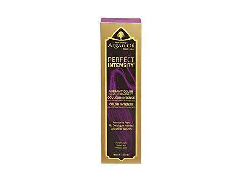 argan hair color reviews one n only argan hair color intensity royal