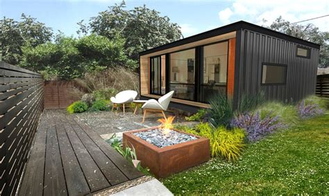 You can order HonoMobo's prefab shipping container homes