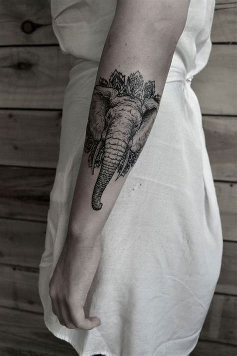 tattoo asian elephant 50 asian elephant tattoos collection