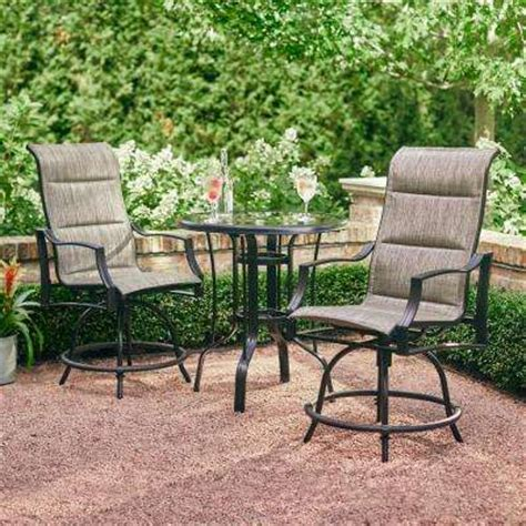 home depot patio furniture sets bistro sets patio dining furniture the home depot
