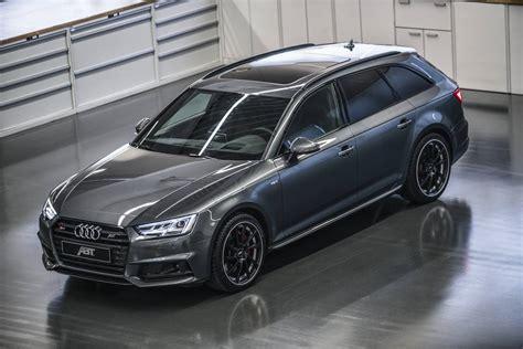 Audi Avant S4 by Official Abt Audi S4 Avant With 425hp Gtspirit
