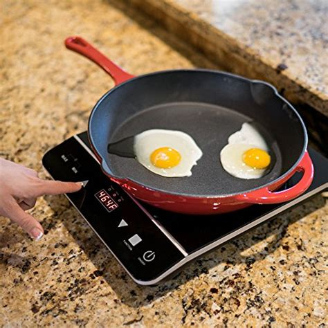 induction cooktop with temperature induxpert portable induction cooktop 1800w with power