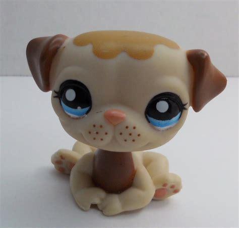 pug shop littlest pet shop pug 1753 brown