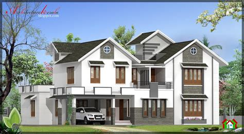 3000 sq ft house architecture kerala 3000 sq ft house elevation
