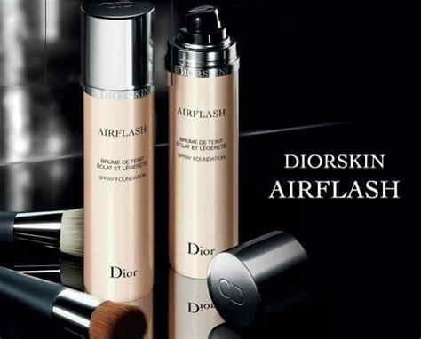 Diorskin Airflash by Air Flash Spray Foundation Advert Product