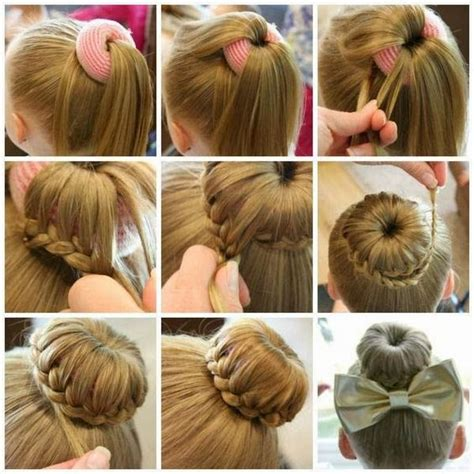 fancy buns buns and bun hairstyles on
