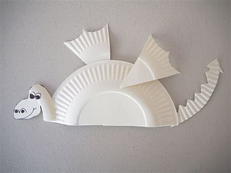 Simple Paper Plate Crafts - 50 paper plate learn with play at home simple