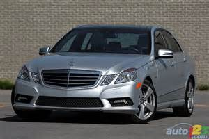2011 Mercedes E350 Review List Of Car And Truck Pictures And Auto123