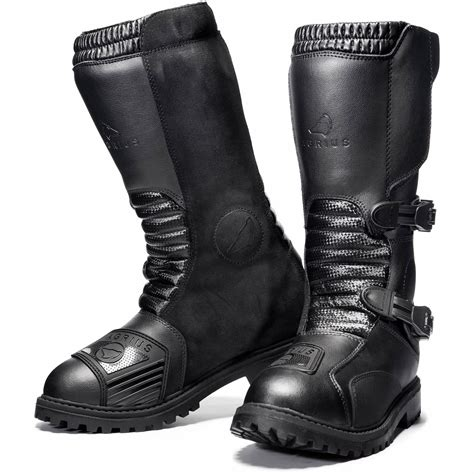 mens motorcycle touring boots agrius motorcycle boot motorbike touring protection