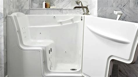 Shower Rail For Roll Top Bath the ins and outs of a walk in bathtub bath decors