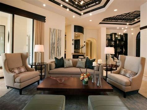tips mendapatkan desain interior rumah klasik modern