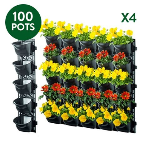 Planter Kits by Vertical Garden Planter Kits With Mats Buy Wall