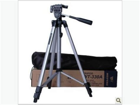Tripod Weifeng 330a weifeng wt 330a lightweight tripod with carrying bag nepean ottawa