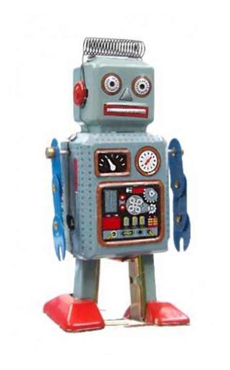 wall journal robot mini radiocon robot wind up