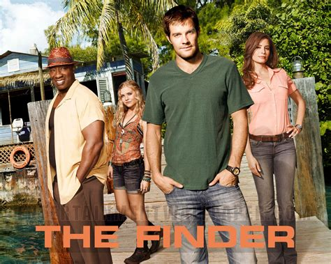 The Finder Tv Show Of The Week The Finder Not So Average Panda