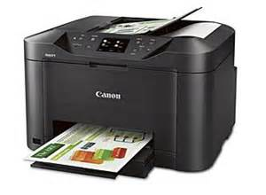 Small Office Laser Printer 2015 Canon Maxify Mb5020 Wireless Inkjet Small Office All In