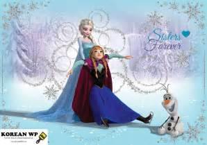 Disney Frozen Wall Mural disney frozen fever mural singapore for children kids room
