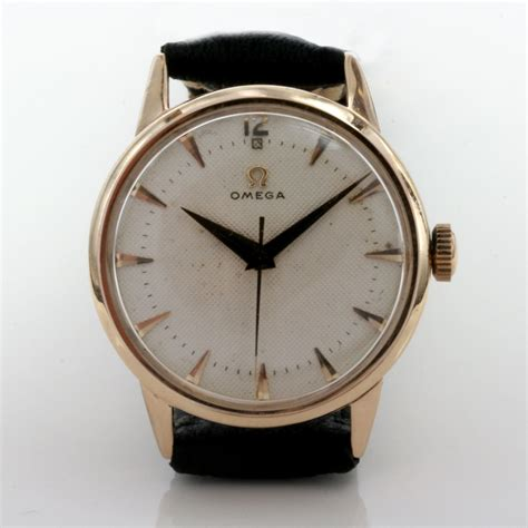 buy vintage 9ct omega from 1952 sold items sold