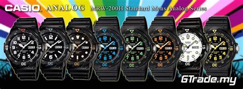 Casio Original Mrw 200hc 7b casio standard mrw 200hc 7b2v lrw 200h 7bv analog