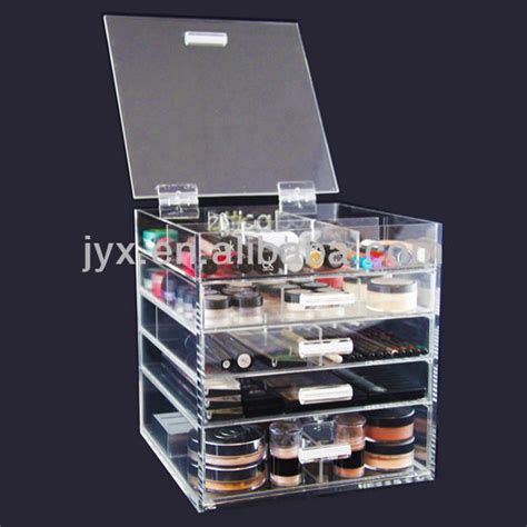 7 Drawer Acrylic Makeup Organizer by Clear Acrylic 7 Drawer Clear Cosmetic Makeup Organizer