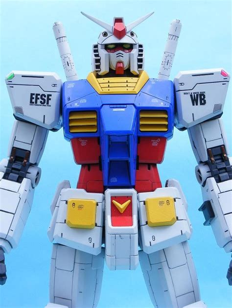 Sticker Stiker Cutting Gundam Rx 78 2 Colour 1 48 mega size model rx 78 2 gundam assembled painted w