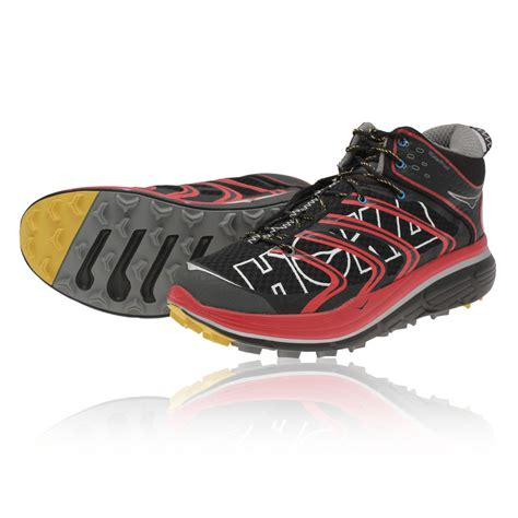 mid trail running shoes hoka tor speed mid wp trail running shoes 50
