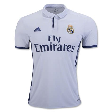Jersey Home Real Madrid 2016 real madrid 16 17 home soccer jersey 1607201037 usd 27