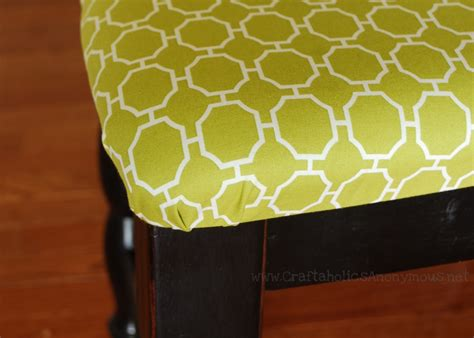 how to upholster a bench cushion how to upholster a chair