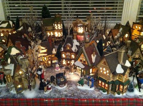 17 best images about christmas village on pinterest snow