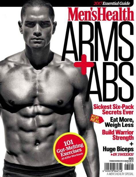 s health complete guide to arms abs