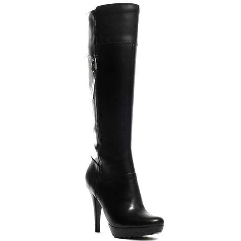 guess footwear s black teddie boot black for 179 09