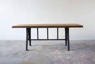 Repurposed Dining Table Repurposed Bleacher Dining Table At 1stdibs