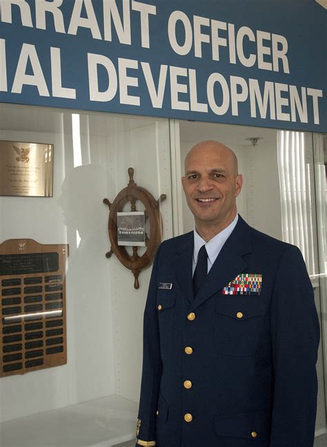 Coast Guard Warrant Officer by Chief Warrant Officer Riedel 171 Coast Guard Compass