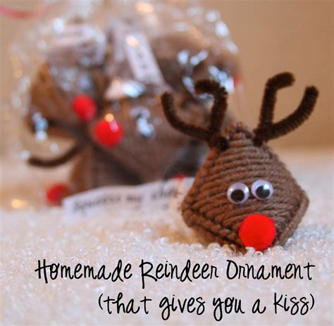reindeer ornaments sc as a reindeer ornaments