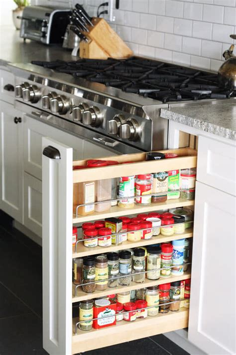 kitchen drawer ideas 41 useful kitchen cabinets storage ideas