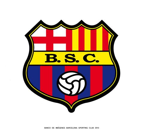 del escudo barcelona sporting club guayaquil ecuador rojo nuevo escudo barcelona sporting club 2013 imagenes de