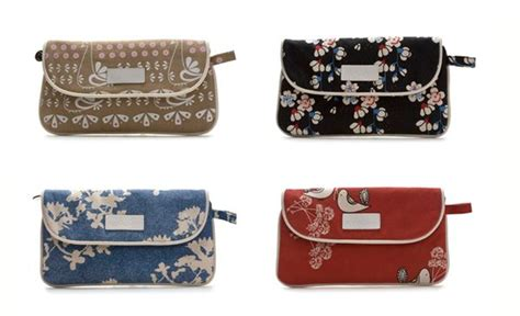 Rebound Designs Eco Chic Bags by Eco Chic Design Eco Fabulous Make Up Bags From Australia