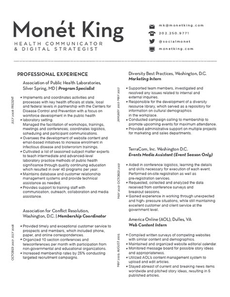 digital strategist resume siegman officialresume websitejpg digital strategist resume 10
