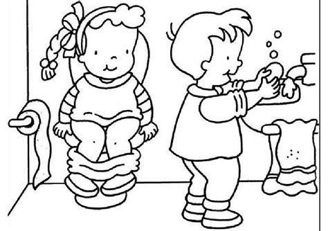 imagenes para colorear utiles de aseo personal mi colecci 243 n de dibujos aseo personal dibujos de higiene