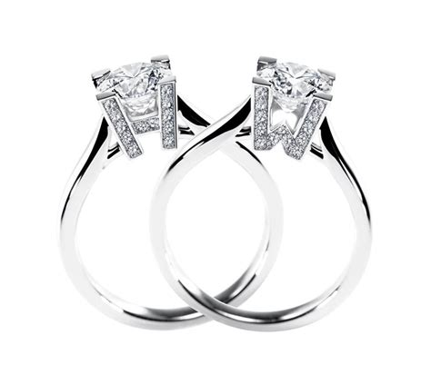 fascinating engagement rings by harry winston