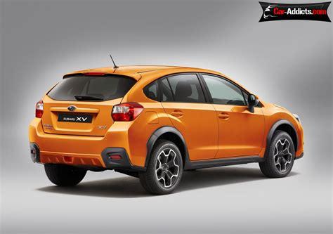 Subaru Suv by Subaru Xv Crossover Suv Info And Pics