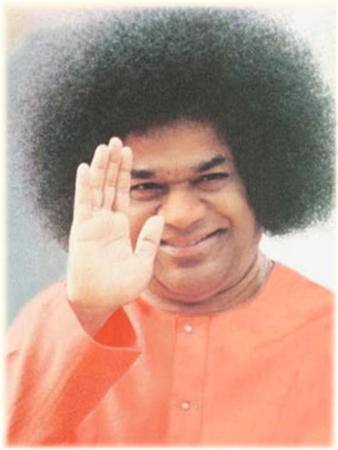 He sathya sai baba is the avatar of our days