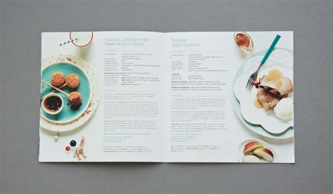 recipe book layout design foodland spring recipe book 2012 on behance